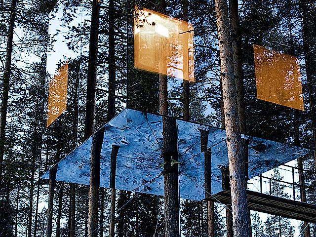 Treehotelsweden