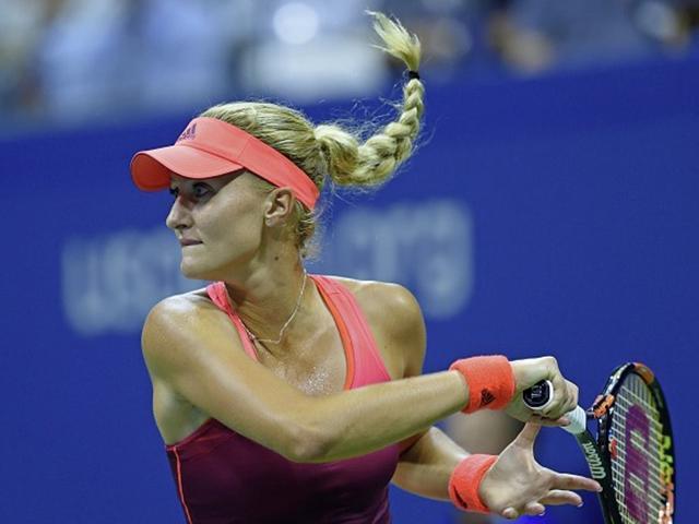 Kristina mladenovic - gym hair-2