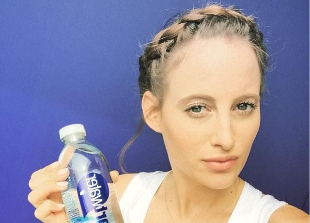 Rosie fortescue - gym hair - womens health