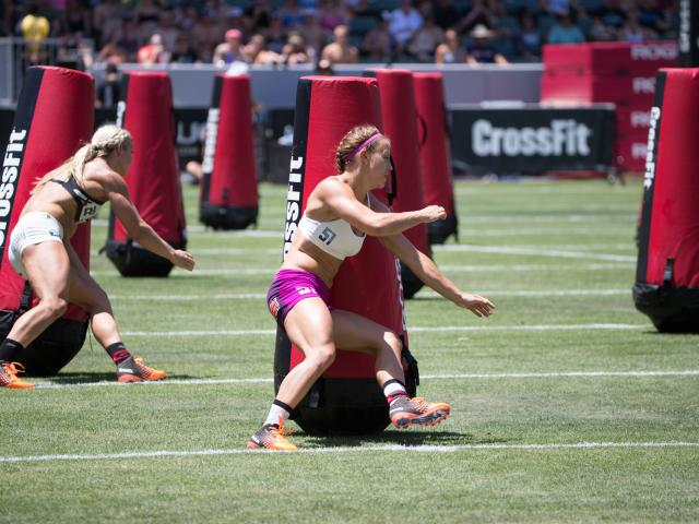 Reebokcrossfitgames2015 obstaclecourse brookeence womenshealth