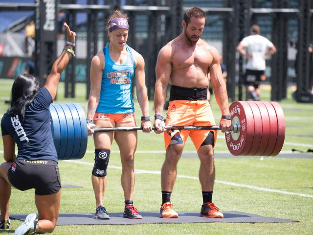 2015 reebok crossfit games final