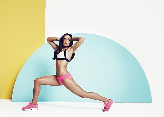 Georgina the body womens health