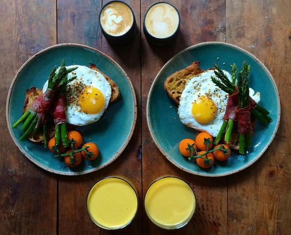 Symmetry breakfast healthy instagram womens health