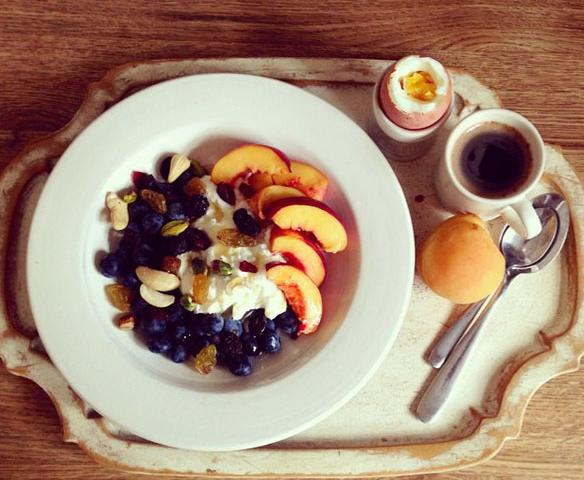 The breakfast bird instagram womens health