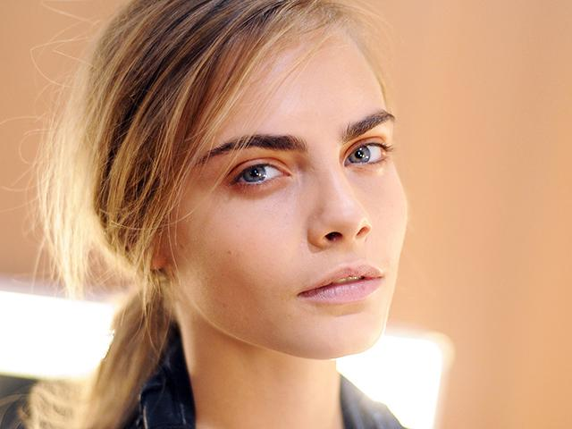 Cara delivingne - getty - brow gels with fibres - womens health uk