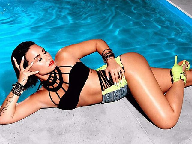 Demi lovato - instagram - cool for the summer - diet - womens health uk