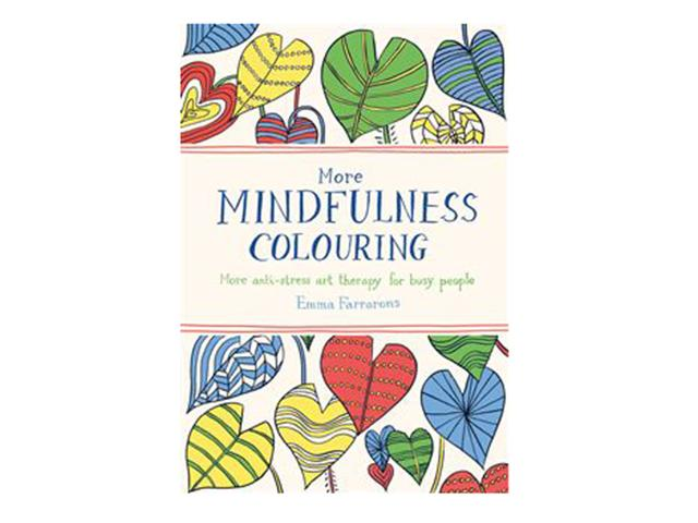 The mindfulness colouring book stress busters womens health