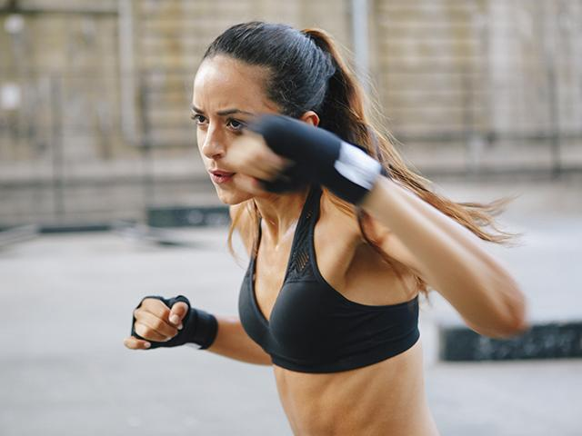 Boxing mistakes to avoid - fitness advice - womens health uk