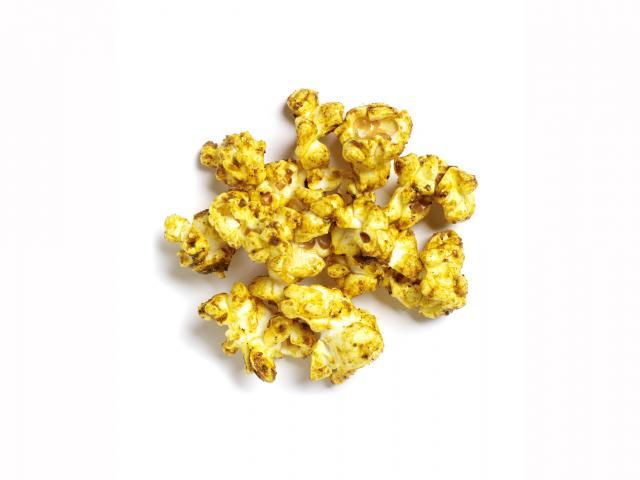 Hot curry popcorn recipe