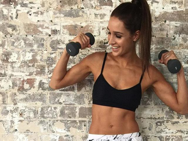 Kayla itsines - social media - womens health uk