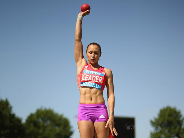 Most inspiring sports women - swoty - jessica ennis hill-womens health uk