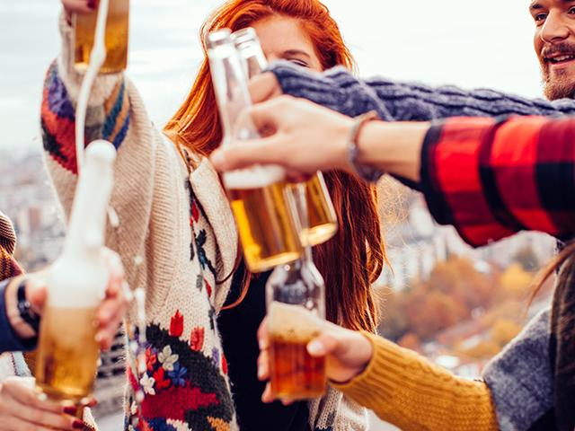 What To Eat Before Drinking Drunk Food Womens Health Uk