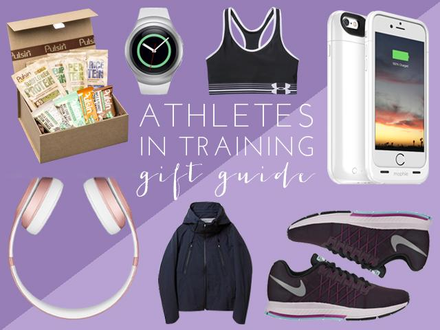 athletes in training gift guide womens health uk