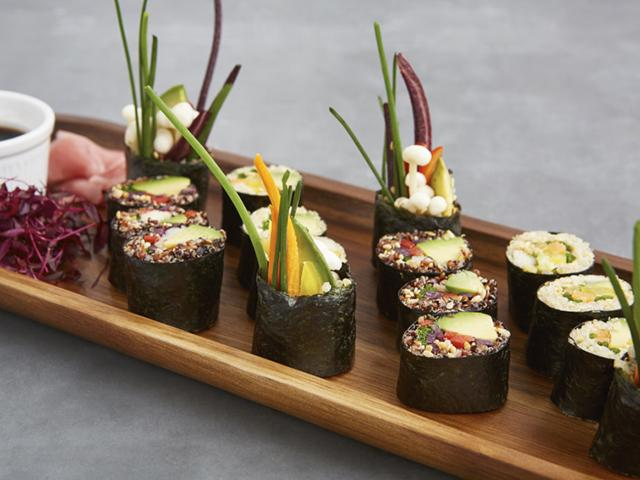 Maki rolls - redemption - hangover remedy kit - womens health uk