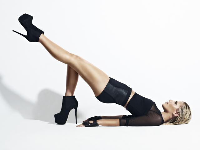 Mollie King - power workout - womens health uk