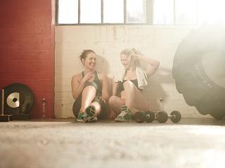 Embarrassing gym moments - womens health uk