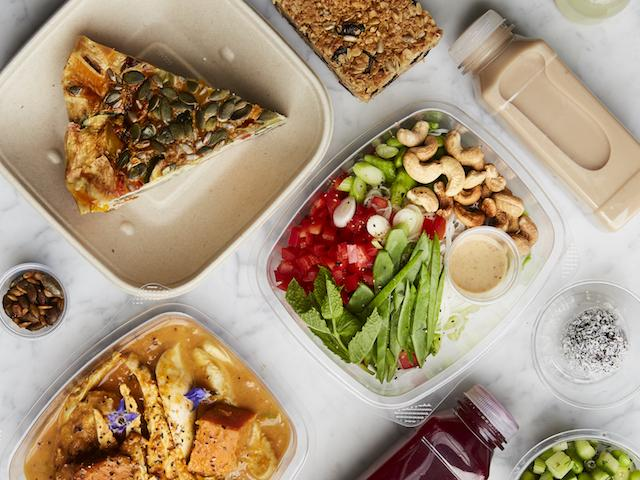 Fitness Food Delivery Service Uk