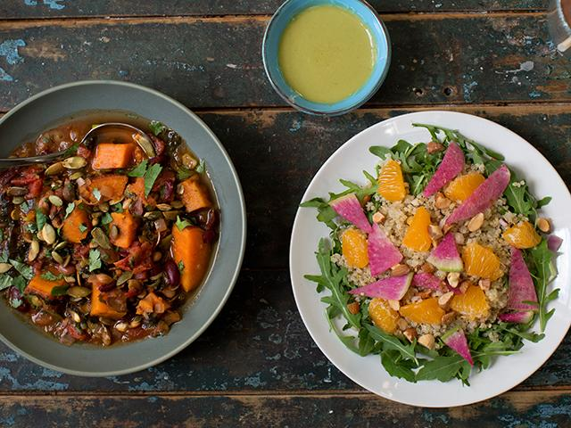 Carbs For Weight Loss Quinoa Salad Womens Health Uk