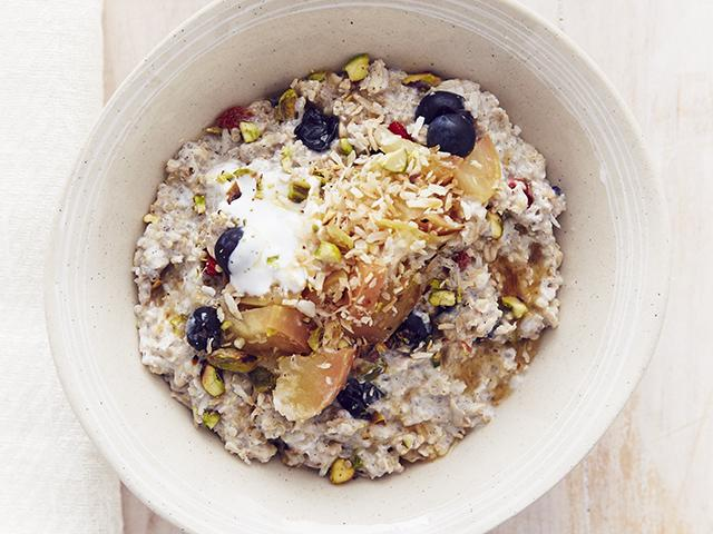 Quinoa bircher museli - clean and lean - womens health uk