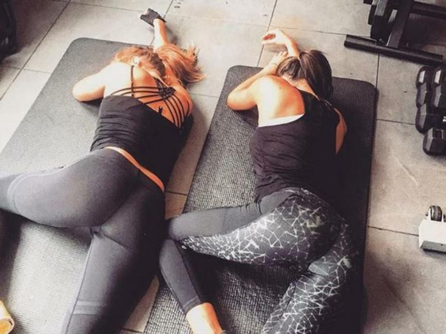 The celebrity trainers to follow on instagram women s health