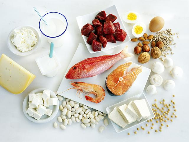 Protein foods - womens health uk