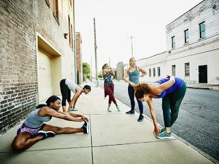 Run club-weight loss - save money - cheap healthy options- womens health uk