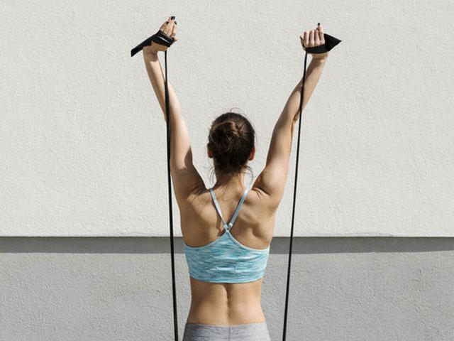 Best resistance band moves - Women's Health UK
