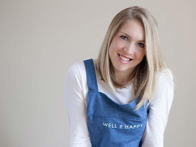Chelsea Parsons, founder of Well and Happy