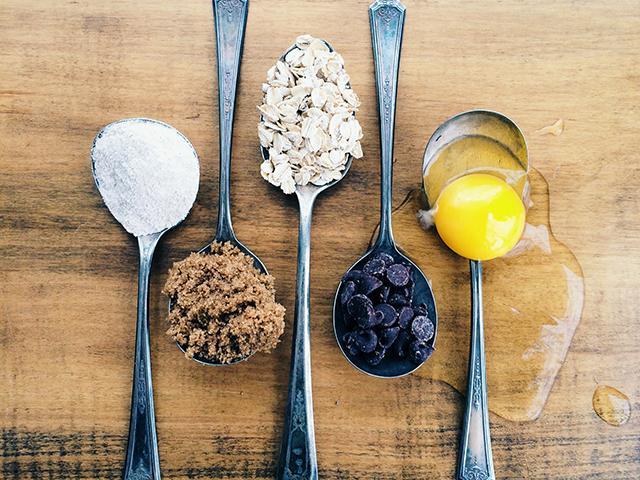 Sugar alternatives - spoons for baking - womens health uk