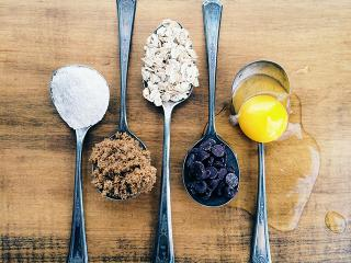 Sugar alternatives - spoons for baking - womens health uk