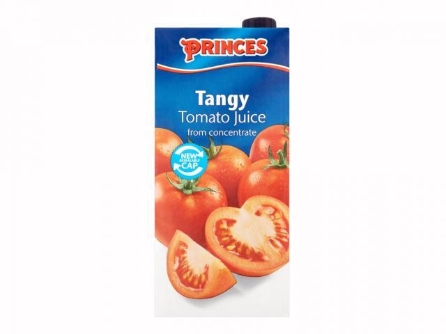 Princes tomato juice