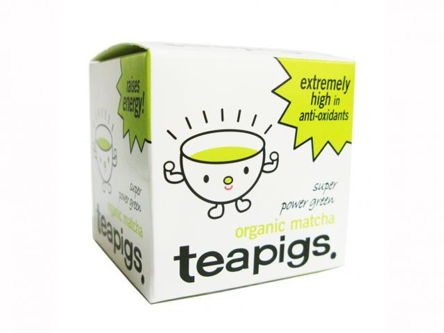 Teapigs organic matcha powder