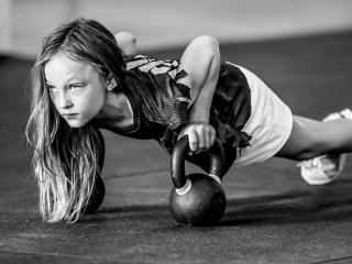 Milla star - 9 year old - cross fit - womes health uk