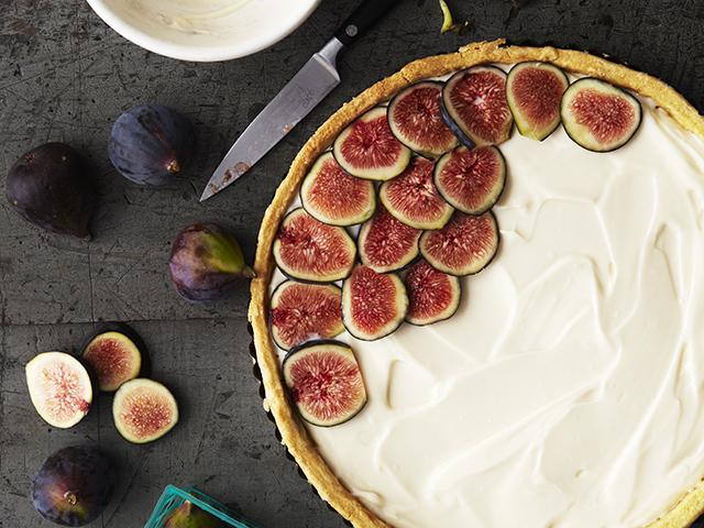 Marscapone tart - dairy - womens health uk