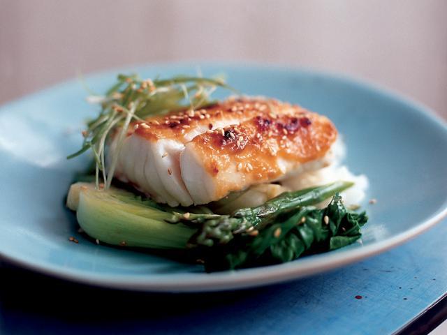 Fish fillet recipe