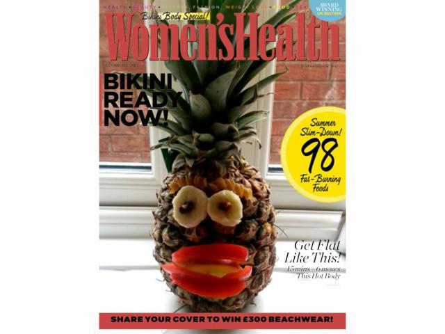 Web-amanda - miss pineapple