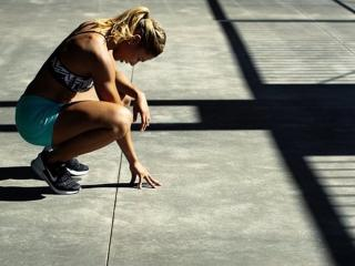 Ladies who lift - squat playlist - jennifer forrester - womens health uk