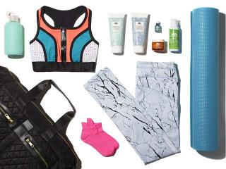 Madeleine shaw - whats in my gym bag - origins - womens health uk