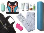 Madeleine shaw - whats in my gym bag - origins - womens health uk