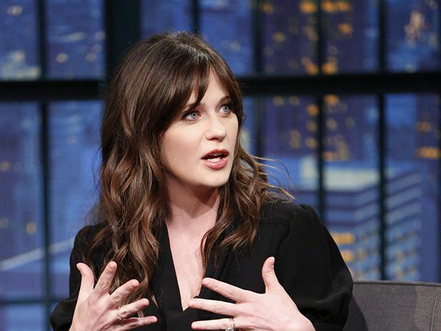 Zooey Deschanel Had The Perfect Thing To Say About Post ... Zooey Deschanel Body