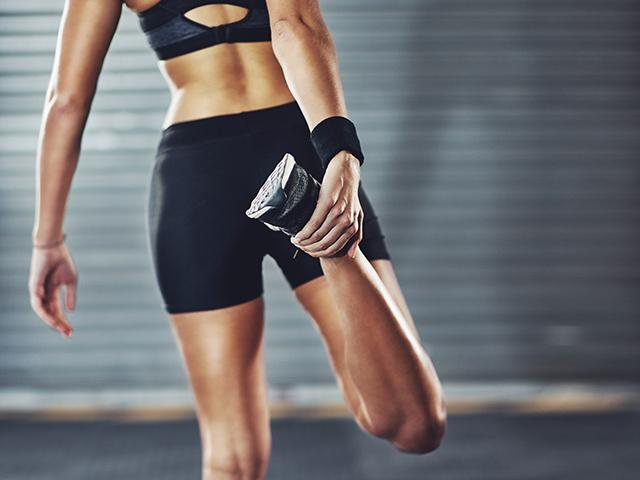 Lean legs and bum workout - womens health uk
