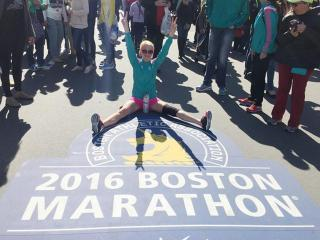 Adrianne haslet - boston marathon - womens health uk
