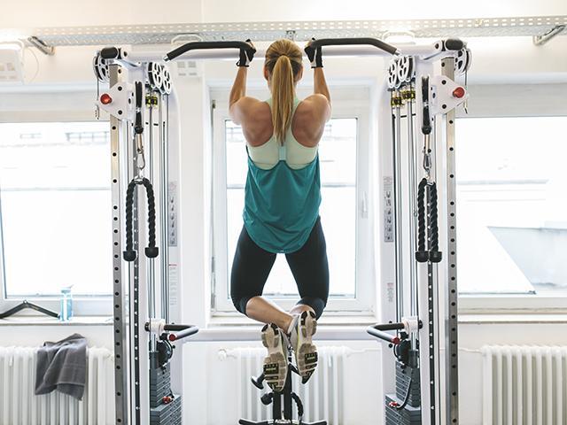 Back Workout Exercises Women Womens Health Uk