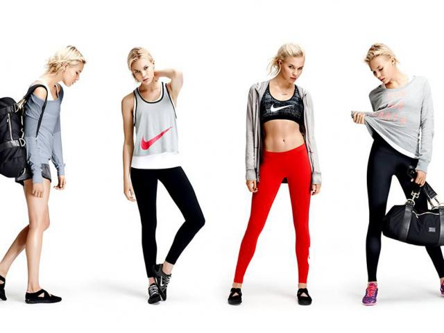 Just Landed Nike Launches New Luxe Fitness Range Women 39 S Health