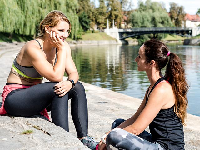 Lazy girls guide to burning calories - womens health uk