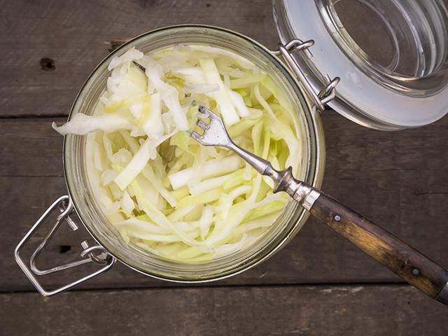 Sauerkraut recipe - womens health uk