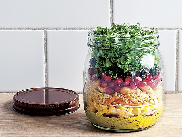 jar salad, celebrated Icelandic chef Solla Eiriksdottir, RAW, cookbook