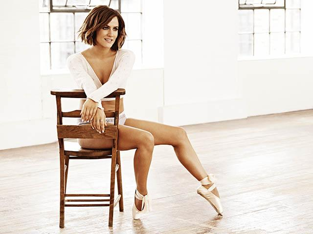 Caroline flack - cover star interview - womens health uk