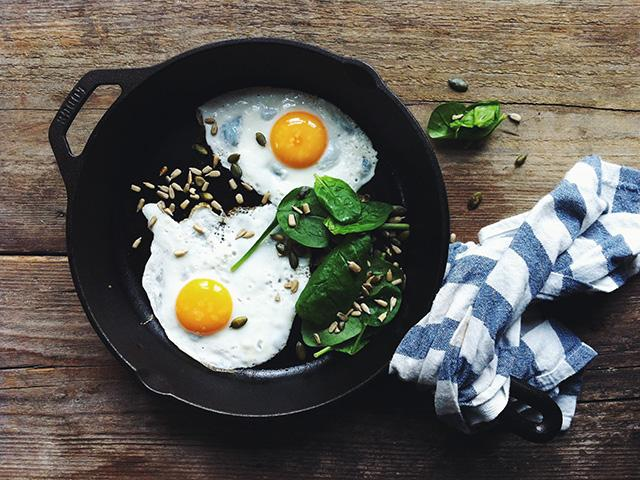 Eggs - low carb diet - high protein - womens health uk