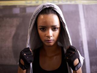 Woman boxing -pms - womens health uk